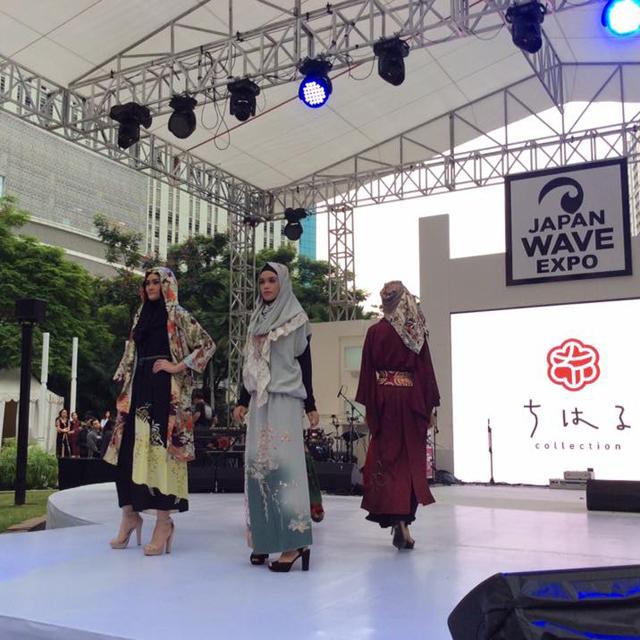 JWEファッションショー